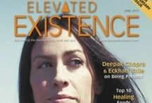 Elevated Existence Magazine / Elevated Existence Magazine is an award-winning, spiritual and self-improvement publication. It's published quarterly and features top authors, spiritual celebrities, while offering actionable advice, inspiration and guidance.