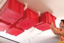 Organize It ~ Garage & Storage / by Karen Long