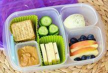 School Lunch Ideas / by Mercedes J