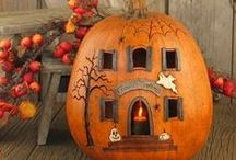 Holiday ~ Halloween / by Mercedes J