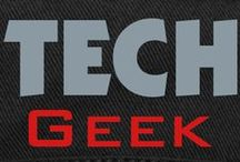 Tech Geek Tools / Keep up with current computer technology/social media trends and applications.  / by Niceville Public Library