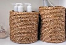 Organize It ~ Bathroom & Laundry / by Karen Long