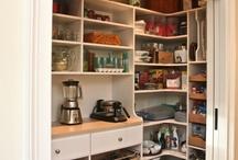 Organize It ~ Kitchen & Pantry / by Karen Long