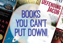 Books You Just Can't Put Down! / Tell us about books you have read that are so riveting and engrossing that you just couldn't put them down.