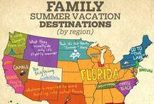 Summer Sunshine: June, July, August  / by Christa Pettis