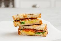 Food - Sandwiches & Burgers / Sandwiches, Burgers, Wraps, Tacos, Quesadillas, Burritos, Panini, Tartines