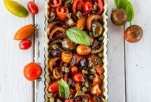 Food - Pizza, Salty Pies & Tarts / Pizza, Salty Pies & Tarts, Quiches, Calzones