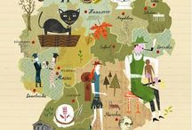 Maps & Travel Posters