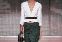 Fashion - Catwalk - Spring 2014 Ready-to-Wear