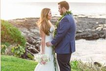 Real Weddings / Beautiful Weddings featured on The Wedding Concierge