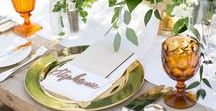 Place Settings / Beautiful Place Settings for Every Special Occasion!