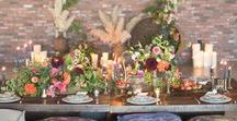 Tablescapes / Special Occasion Table Decor