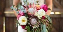 Bouquets / Amazing Floral Bridal Bouquets