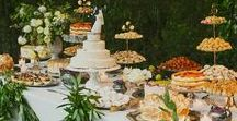 Dessert Table / Sweet & Delicious Dessert Displays