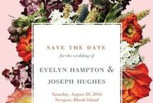 Save The Date / Save the date invites