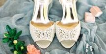 Wedding Shoes / Beautiful Bridal Shoes
