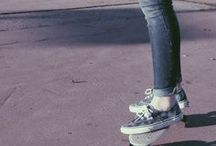 Cruiser skate / Cruiser skate