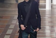 Fashion - Catwalk - Spring 2015 Menswear