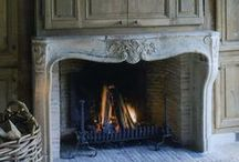 Home ~ Fireplaces / by Karen Long