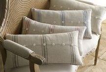 Home ~ Pillows / by Karen Long