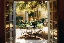 Home ~ Courtyards / by Karen Long
