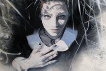 Kate Zambrano / Kate Zambrano's art