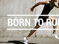 Born to Run / From a 5k to a marathon, anything you need to know about running.