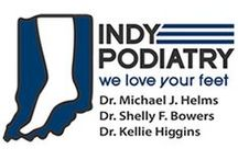 Indy Podiatry / Expert foot care tips and advice!
