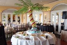 Ballroom Food & Drink Ideas / Appetizers, Entrees, Hors d; peuvers, Salads