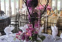 Linens, Flowers, Table Design...and More!