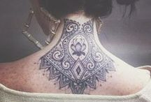 Tattoos / by Helen Storms