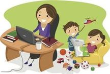 Life Made Easier / Tips and Tricks to make life, household upkeep, and parenting easier. / by MetroKids Magazine