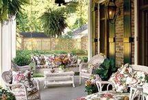 Pretty Porches / by Brownstone Real Estate