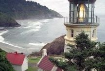 Lighthouses / by Brownstone Real Estate