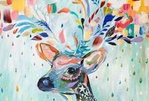 Beautiful Like A Rainbow / by Suzi Zizu