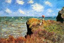 El Favorito / Impresionismo Claude Monet