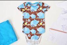 Návody na dětské oblečení/Instructions for baby clothes