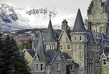 Castles  / by Linda Connolly