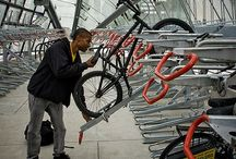 Nice Racks / Better than average bike racks. 30 more sustainability-themed boards at www.pinterest.com/slowottawa/