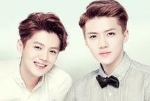 ♥HunHan♥ / I love them more and more...♥