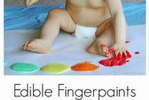 Infant Play ideas