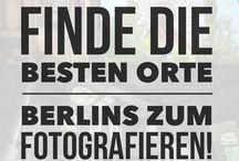 Berlin / Orte und Fotolocations in Berlin entdecken. Hier trage ich meine Lieblingsmotive und Fundstücke zusammen!
