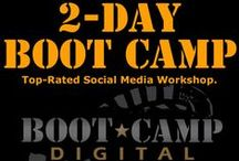 Miami 2 Day Social Media Boot Camp / Are you ready to learn how to develop a social media strategy that gets real results. Learn EVERYTHING you need from start to finish to grow your business with social media marketing. Discover incredible business building strategies from the experts in Miami, Florida on November 4th-5th, 2015. http://bootcampdigital.com/social-media-training-miami/
