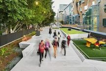 Promenade / Images of people-friendly urban walkways, esplanades, boulevards, avenues, boardwalks, seafronts &c. More than two dozen other sustainability-themed boards at www.pinterest.com/slowottawa/