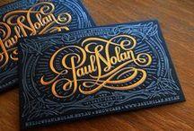 Business cards / Business cards / by John Karnaras