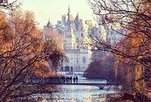 future trip to london / My goal in life...