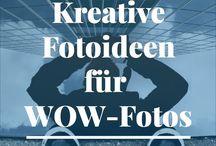 Fotografieren lernen / Eine tolle Sammlung von Tipps zum Fotografieren lernen, Fotografie Inspiration und bessere Fotos machen!