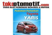 Buku Pedoman Perbaikan Mobil