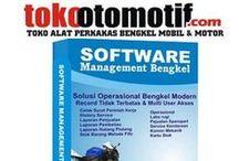 Software Manajemen Bengkel / Software Manajemen Bengkel