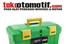 Rak-Cabinet-Tool-Box / Berbagai kontainer untuk menyimpan peralatan kerja / perkakas tangan , perlengkapan bengkel, baik yang berukuran besar seperti Roller cabinet, Wall Rack, maupun Tool Rack, tersedia juga ukuran kecil seperti tool box, kotak perkakas, dll